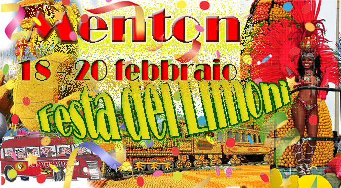Carnevale a  MENTON