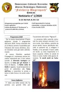 notiziario ungrispach 1/2020